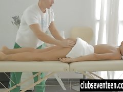 Hot massage turns into some intense pussy smashingvideo