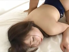 Slutty Asian cutie having a hardcore homemade fuckvideo