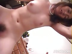 Amazing Asian loves the taste of mouthwatering cockvideo