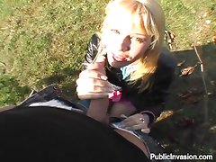 Shapely teen goes wild for her mans massive penisvideo
