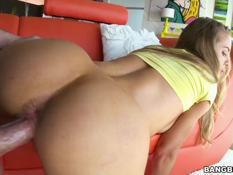 Cute cockgobbler had her tiny ass pounded absolutely hardvideo
