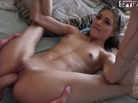Playing with that huge fat cock is her favorite gamevideo