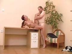 She just wants to embrace her love with a mature manvideo