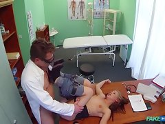 That kinky teen just knows how to treat the doctor rightvideo